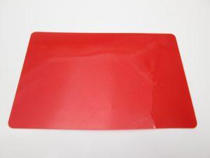 チェック用の赤シート