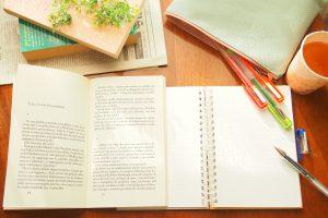 英語の本での勉強